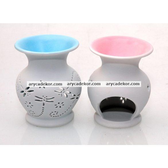 Kerámia aromalámpa - szitakötő