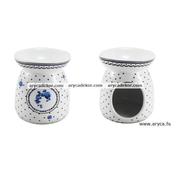 Porcelán aromalámpa