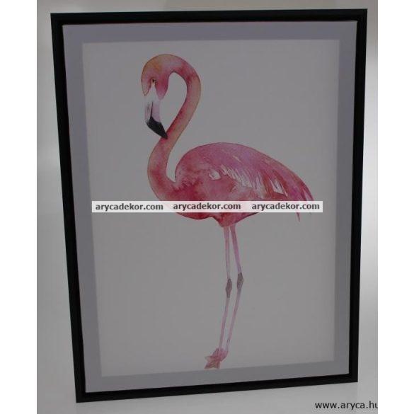 Falikép műanyag keretben, 30 x 40 cm