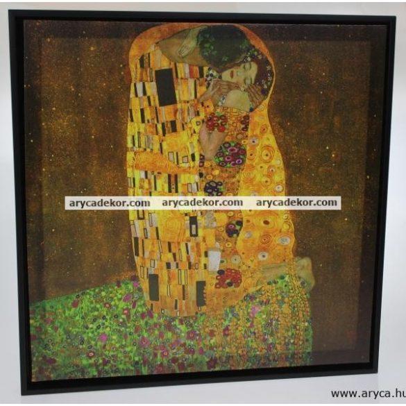 Vászon falikép Klimt 40x40 cm