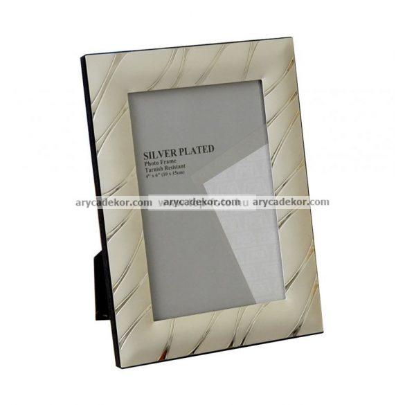 Silver képkeret 10x15 cm