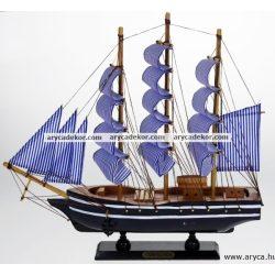 Hajómakett