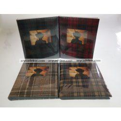 Fotóalbum, bedugós, 10x15, 72 kép