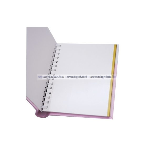 Öntapadós fotóalbum 60 oldal 18x14,5 cm