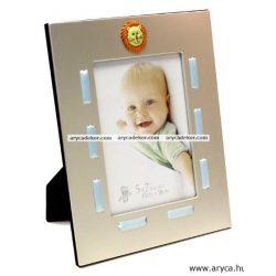 Baby fém képkeret 13x18 cm