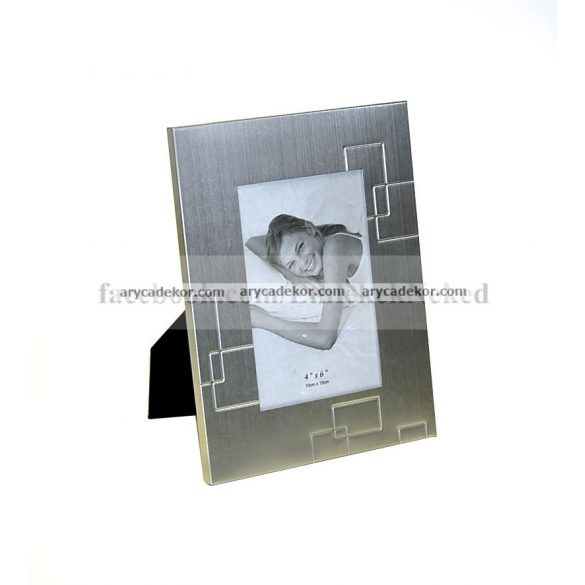 Alumínium képkeret 15x20 cm