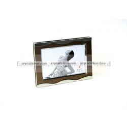 Fém képkeret 10x15 cm