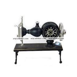 Asztali óra (varrógép)