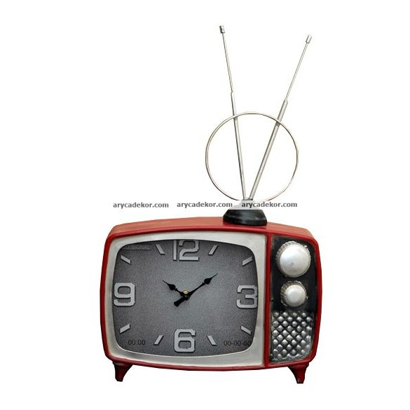 Retró asztali óra (TV)