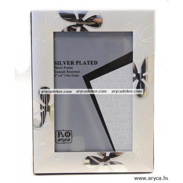 Silver képkeret 13x18 cm