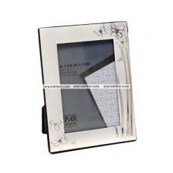 Silver képkeret 09x13 cm