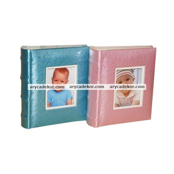 Fotóalbum bedugós baby melléírhatós 10x15 cm/100 db
