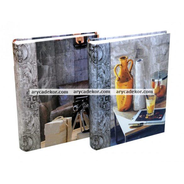 Fotóalbum bedugós memós 10x15 cm/200 db