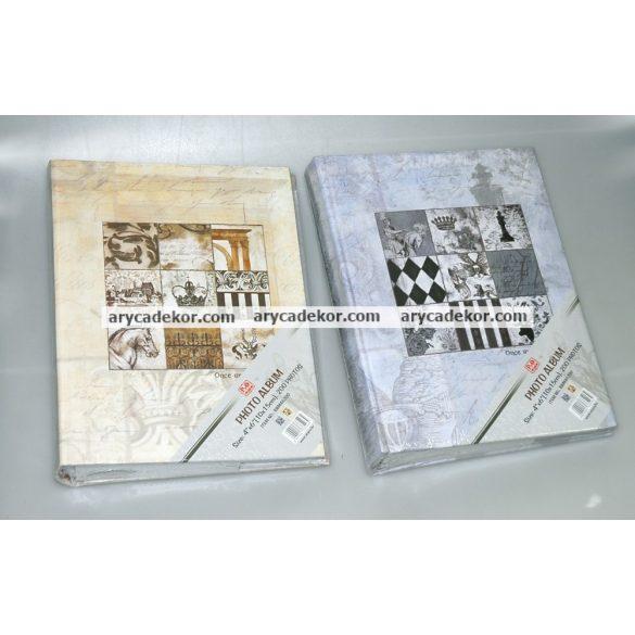 Fotóalbum bedugós, memós 10x15 cm/200 db