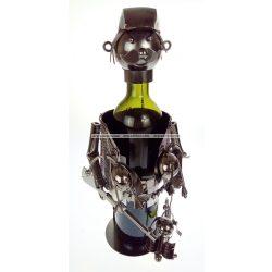 Fém bortartó kacsavadász