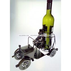 Fém bortartó gépkocsi