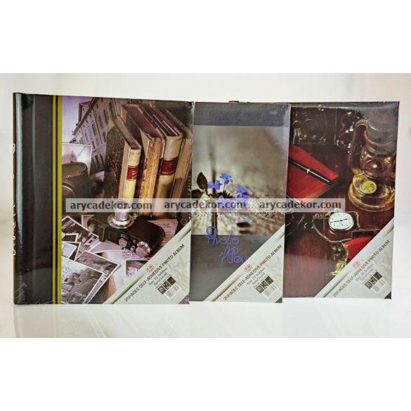 Öntapadós fotóalbum 20 oldal 28x21 cm