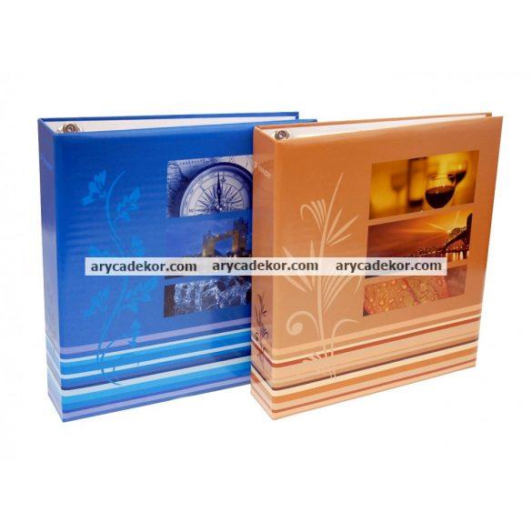 Öntapadós fotóalbum 100 oldal 22x28 cm
