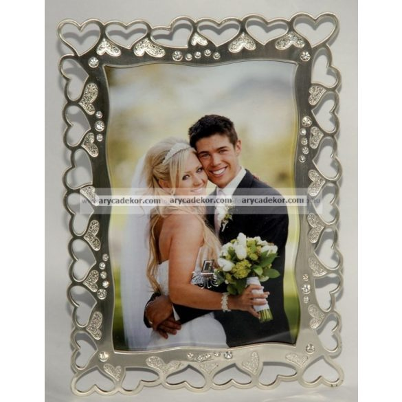 Esküvői képkeret 20x25 cm