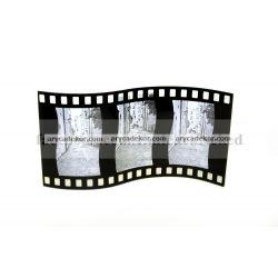"""Álló hajlított tripla üveg képkeret 9x13 cm/3 db """"film"""""""
