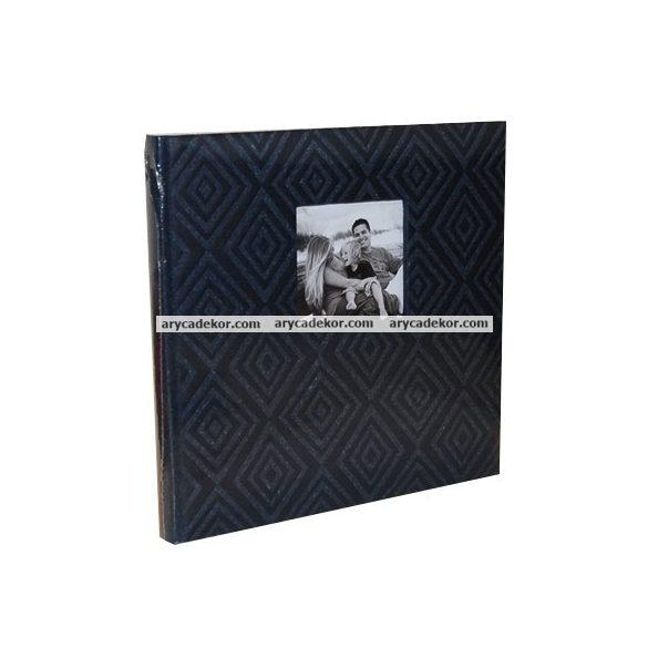 Hagyományos (beragasztós) fotóalbum 25x25 cm 60 oldal