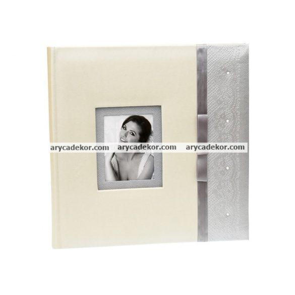 Esküvői beragasztós (HAGYOMÁNYOS) fotóalbum 60 oldal 24x29 cm
