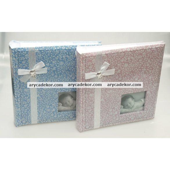 Fotóalbum baby bedugós melléírhatós 10x15 cm/200 db
