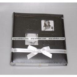 Esküvői bedugós, melléírhatós fotóalbum 10x15 cm/200 db