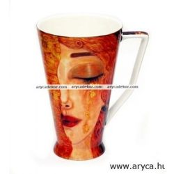 Gustav Klimt porcelán bögre díszdobozban