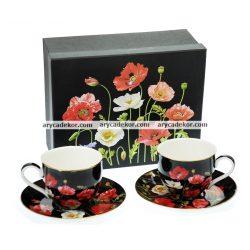 England Collection porcelán teásbögreszett díszdobozban