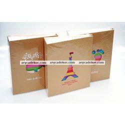 Fotóalbum bedugós 9x13 cm/200 db
