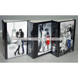 Fotóalbum bedugós 10x15 cm/100 db