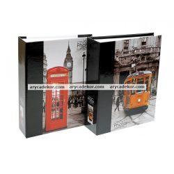 Fotóalbum bedugós 10x15 cm/304 db