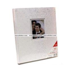 Esküvői bedugós melléírhatós fotóalbum 13x18 cm/200 db