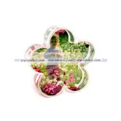 Műanyag fotóvirág