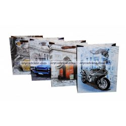 Általános ajándéktasak méret: nagy (32x26 cm) 12 db/csomag